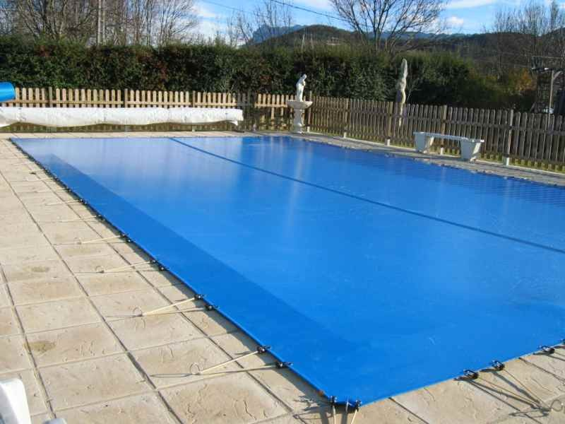 B che hivernage aix piscine for Baches piscine sur mesure