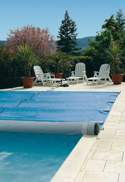 B che hivernage aix piscine for Bache piscine securite